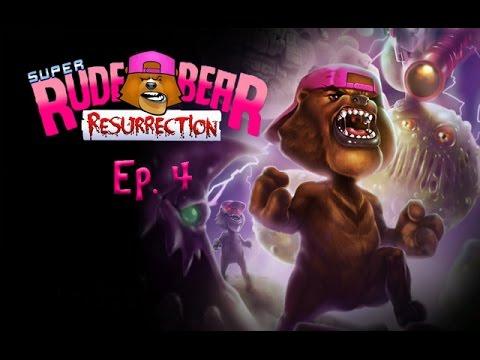 Super Rude Bear Resurrection Indie Game Day: B-Boy the Dancing Robot