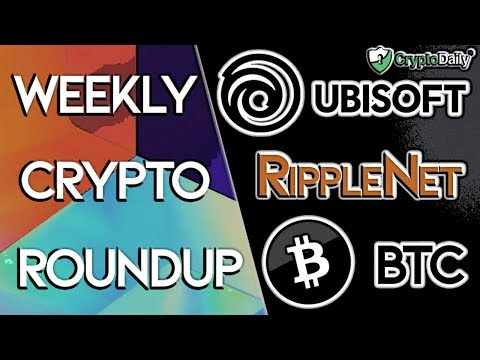 Bitcoin: BTC To $40k? Ripple Travels To Brazil & Ubisoft Shows Interest In Crypto