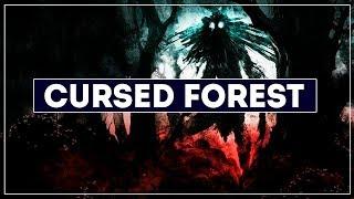 ТОТ САМЫЙ ХОРРОР С ВЕДЕРКАМИ   ПОЛНОЕ ПРОХОЖДЕНИЕ   THE CURSED FOREST