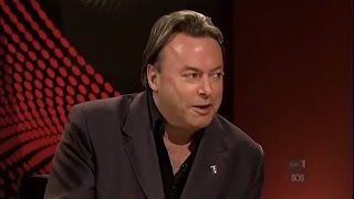 christopher hitchens on the q and a