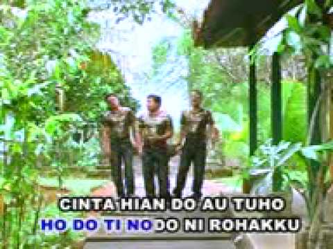 Perdana Trio - Bunga Ni Holong Hu