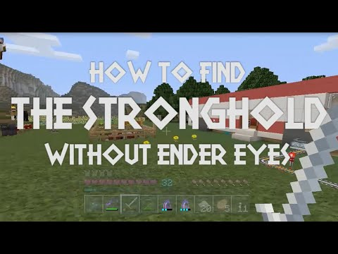 How to find the Stronghold without Ender Eyes - Minecraft Xbox 360 - Camp Console
