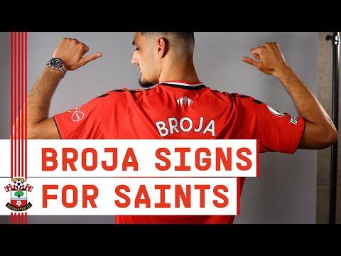 SANTOS SEAL BROJA DEAL |  Armando Broja joins Southampton on loan for one season