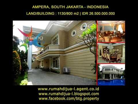 HOUSE FOR SALE @ South Jakarta, Indonesia