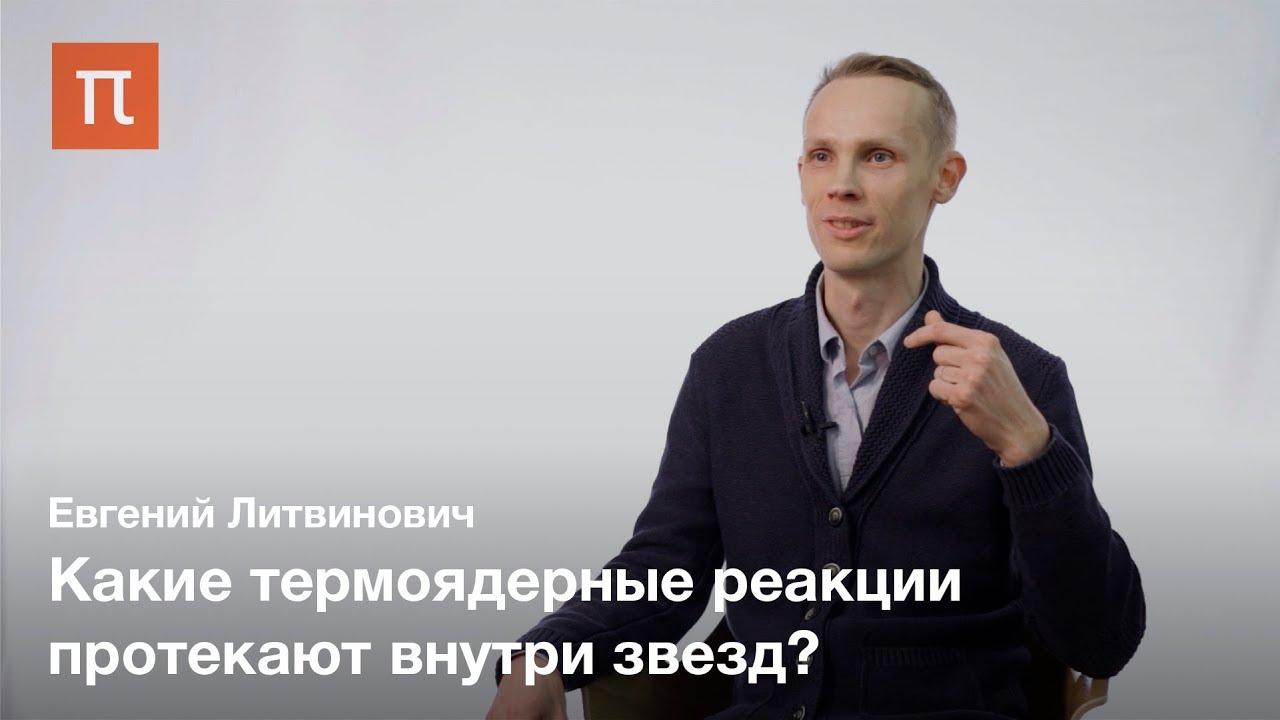 Солнечные нейтрино — Евгений Литвинович
