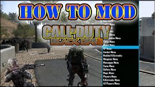 How to mod Black ops 2!!!!