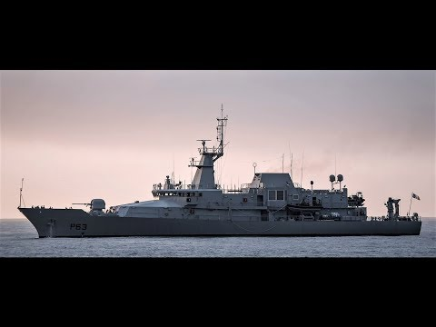 Irish Navy: The Rescue | Documentary