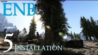 Installing Skyrim ENB Mods 5 Phinix Natural ENB