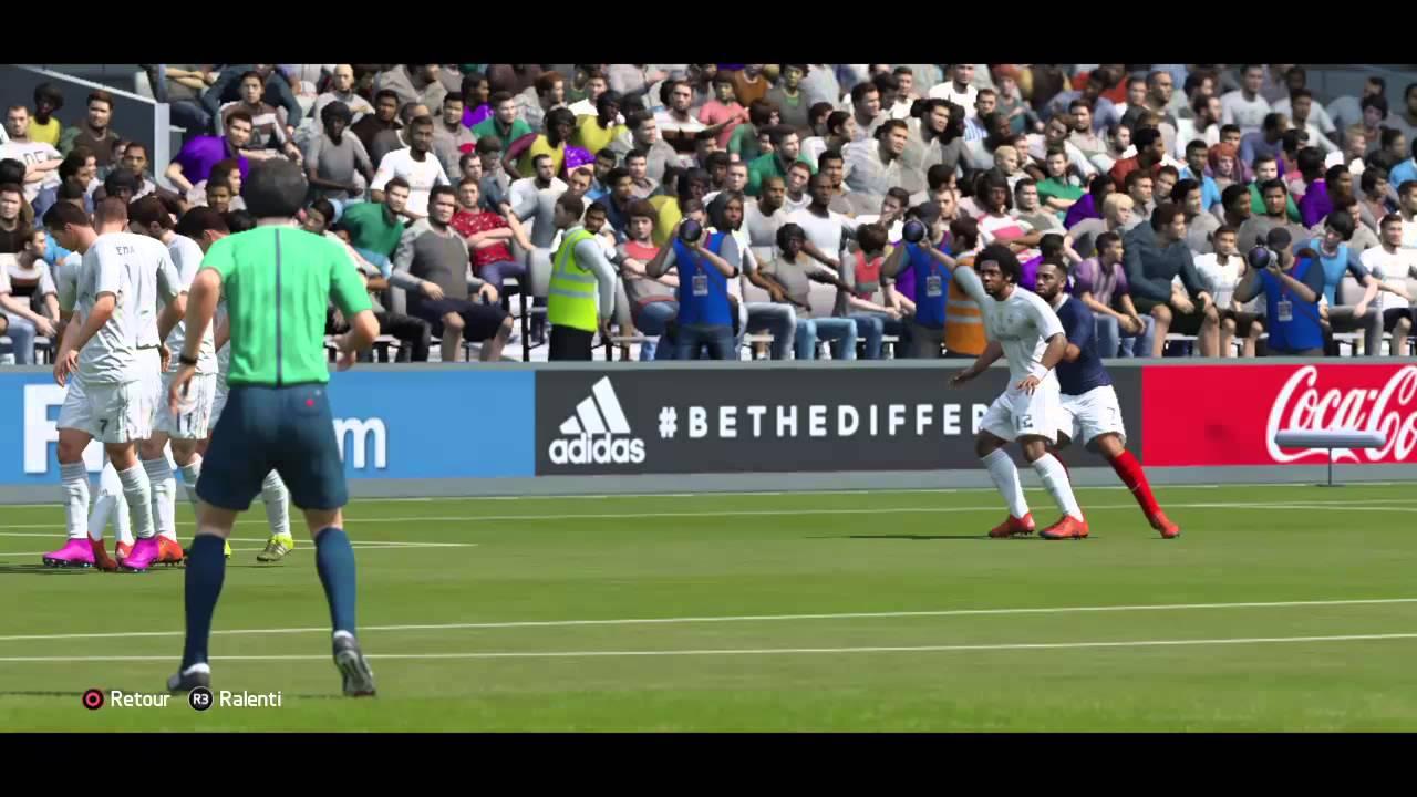 Fifa 16 Prend ça Ronaldo Youtube
