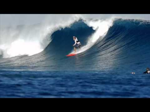 Surfing Fiji Islands, Lau