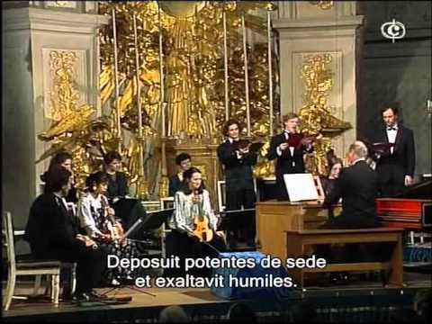 Charpentier: H 73. Magnificat - Lesne, Loonen, Fauché (Christie)