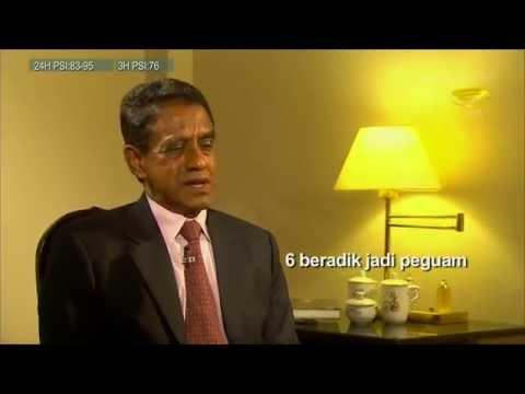 FULL EPISODE - Veteran Lawyer NOOR MOHAMED MARICAN Interviewed by DAUD YUSOF
