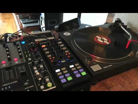 DJ DOMI - live Techno set (+playlist) 2016