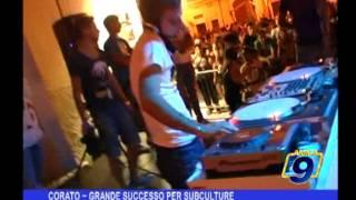 Corato | Grande successo per subculture