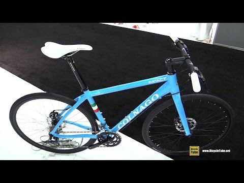 414ce4ffe38 2017 Colnago Impact Cross Bike - Walkaround - 2016 Interbike Las Vegas -  YouTube