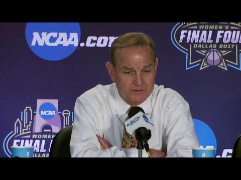 News Conference: UConn vs. Mississippi State
