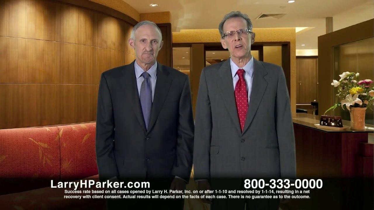 Larry H  Parker Commercial (2016) - Client Testimonials