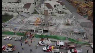 SE DERRUMBA CONSTRUCCIÓN EN CUMBRES DEL SOL NL, MTY