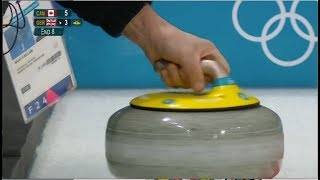 The best curling commentary you'll ever hear