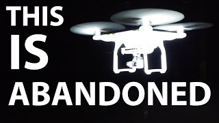 Video DJI Phantom 3 - Abandoned FACTORY  (4K) download MP3, 3GP, MP4, WEBM, AVI, FLV Juni 2017