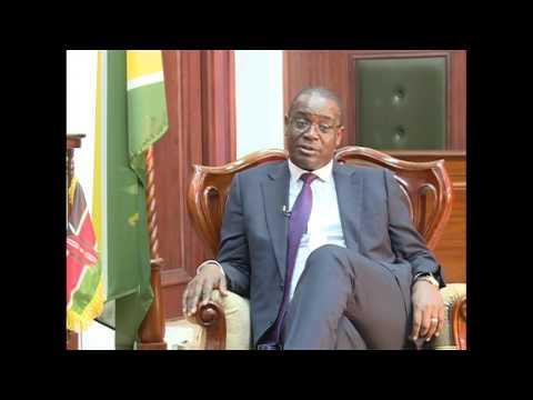 Nairobi Governor Evans Kidero: Health Developments in Nairobi County