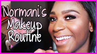 Fifth Harmony - Normani's MakeUp Routine - Fifth Harmony Takeover Ep. 55