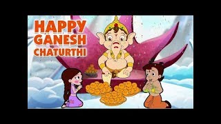 Lord Ganesha's Surprie to Chho..