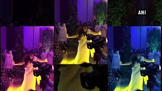 Watch: KJo, Sonam , Sara party hard at Saudamini Mattu's wedding