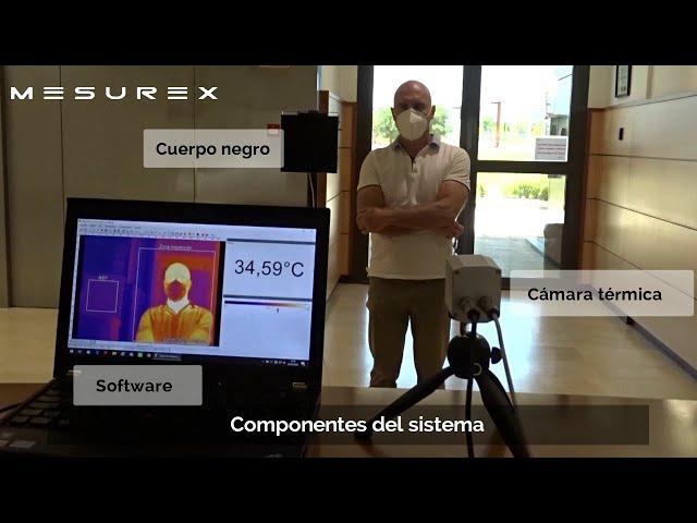 Sistema de deteccion de fiebre | Mesurex