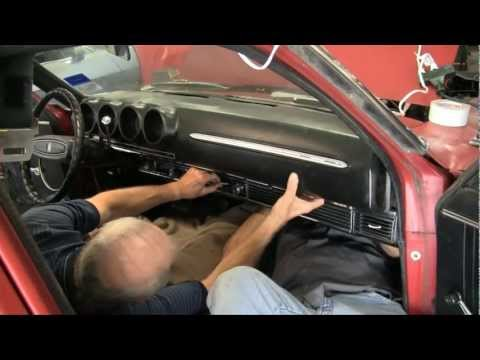 Episode 71 Part 1 Vintage Air Universal Air Conditioning Kit, Autorestomod