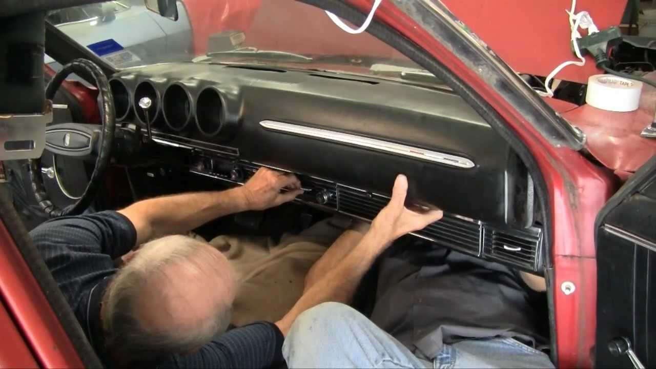 episode 71 part 1 vintage air universal air conditioning kit autorestomod youtube [ 1280 x 720 Pixel ]