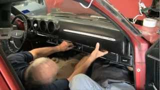 Episode 71 Part 1 Vintage Air Universal air conditioning kit, Autorestomod
