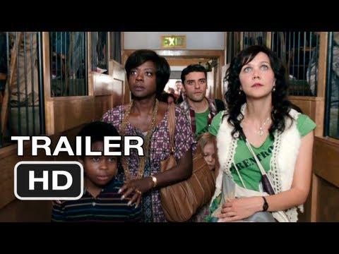 Won't Back Down Official Trailer #1 (2012) - Maggie Gyllenhaal, Viola Davis Movie HD