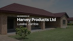 Harvey Products Ltd — Roofing materials in Lusaka, Zambia