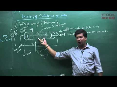 Basic, Dalton theory, Cathode ray experiment By PO Sir (ETOOSINDIA.COM)