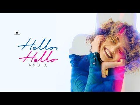 Смотреть клип Andia - Hello, Hello