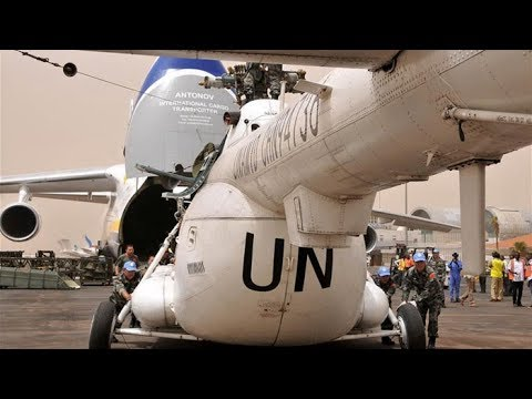 China provides most troops for UN peacekeeping force