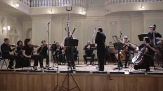 Vivaldi   Bassoon Concerto in E Minor RV484, Alexander Posikera bassoon