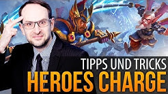 Heroes Charge (Tipps und Tricks)