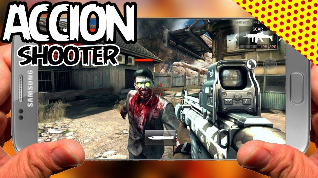 Top 10 L Mejores Juegos De Accion Shooters Offline Juegos De Guerra