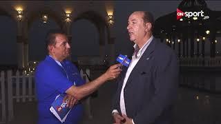 لقاء خاص مع رئيس الاتحاد المصري للتايكوندو على هامش بطولة العالم الشاطئية للتايكوندو