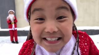 NEW YEAR Дети в шоке от подарков