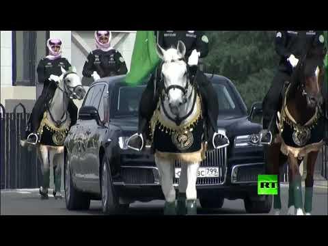 موكب الرئيس الروسي يتجه إلى قصر اليمامة في الرياض  - نشر قبل 27 دقيقة