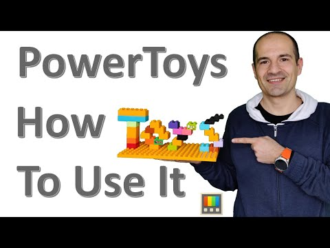 🧸 How to increase your productivity on Windows with PowerToys | Best Tools