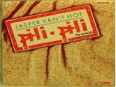 JASPER VAN'T HOF - Pili-Pili- extended-