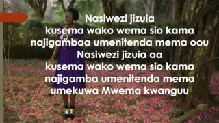 Mercy Masika - Mwema lyrics video