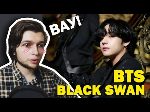 СТАНОВЛЮСЬ ТРУ АРМИ/BTS (방탄소년단) 'Black Swan' Official MV И BTS - ON [Music Bank] РЕАКЦИЯ ВОКАЛИСТА!
