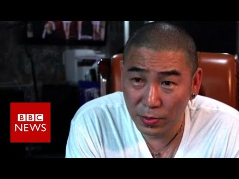 South Korea's tattoo taboo - BBC News