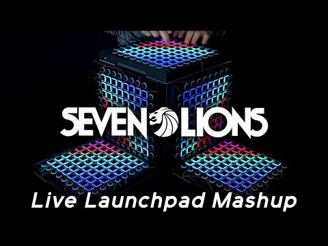 Seven Lions   Launchpad Mashup 4K
