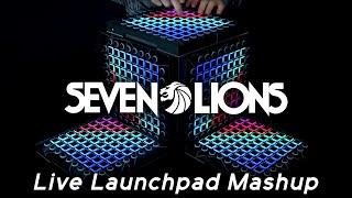 Seven Lions // Live Launchpad Mashup (4K)